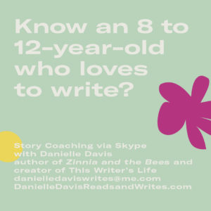 creative writing coach for kids skype